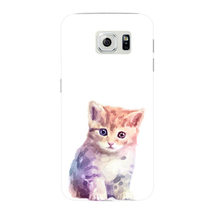 Kitten Phone Case Samsung Galaxy S6 Edge case