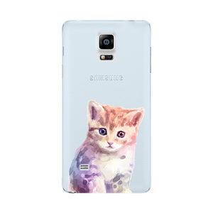 Kitten Phone Case Samsung Galaxy Note 4 case