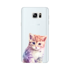 Kitten Phone Case Samsung Galaxy Note 5 case