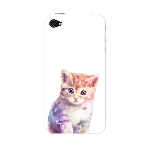 Kitten Phone Case iPhone 4S case