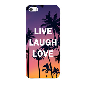 Live Laugh Love Phone Case iPhone 5 case