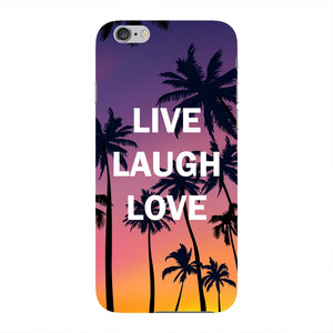 Live Laugh Love Phone Case iPhone 6 case