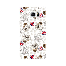 Loving English Bulldogs Phone Case Samsung Galaxy Note 4 case