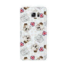 Loving English Bulldogs Phone Case Samsung Galaxy Note 5 case