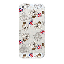 Loving English Bulldogs Phone Case iPhone 5 case