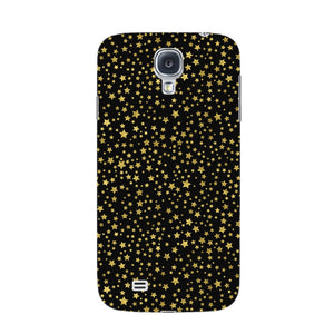 Mini Golden Stars Phone Case Samsung Galaxy S4 case