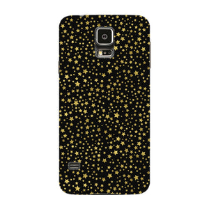 Mini Golden Stars Phone Case Samsung Galaxy S5 case