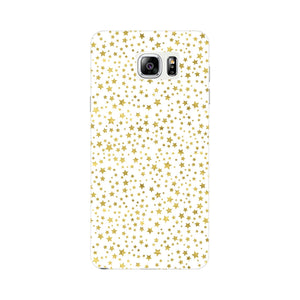 Mini Golden Stars Phone Case Samsung Galaxy Note 4 case