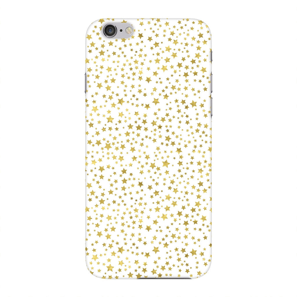 Mini Golden Stars Phone Case iPhone 6 case