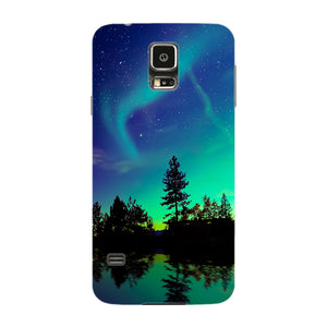 Northern Lights Phone Case Samsung Galaxy S5 case