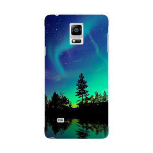 Northern Lights Phone Case Samsung Galaxy Note 4 case