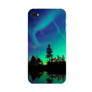 Northern Lights Phone Case iPhone 4S case