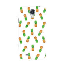 Pineapples Pattern Phone Case Samsung Galaxy S4 case