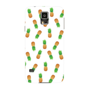 Pineapples Pattern Phone Case Samsung Galaxy S5 case