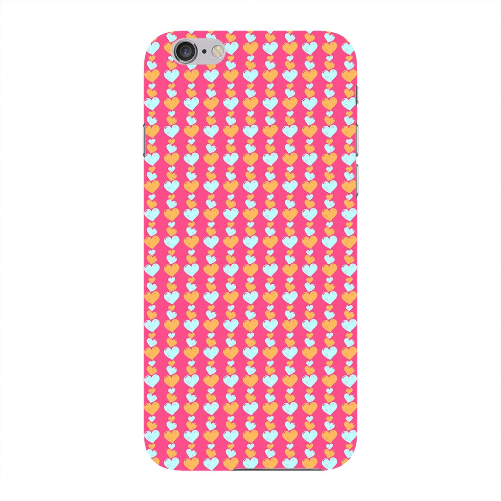 Pink Gift Hearts Phone Case iPhone 6 case