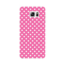 Pink Polka Dots Phone Case Samsung Galaxy Note 5 case