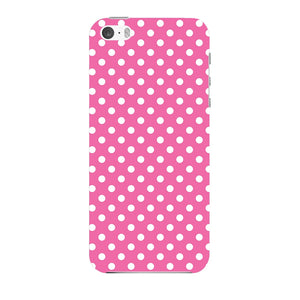 Pink Polka Dots Phone Case iPhone 5 case