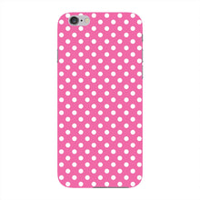 Pink Polka Dots Phone Case iPhone 6 case