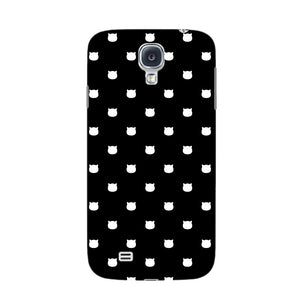 Polka Cats Phone Case Samsung Galaxy S4 case