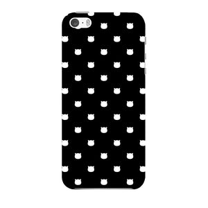 Polka Cats Phone Case iPhone 5 case