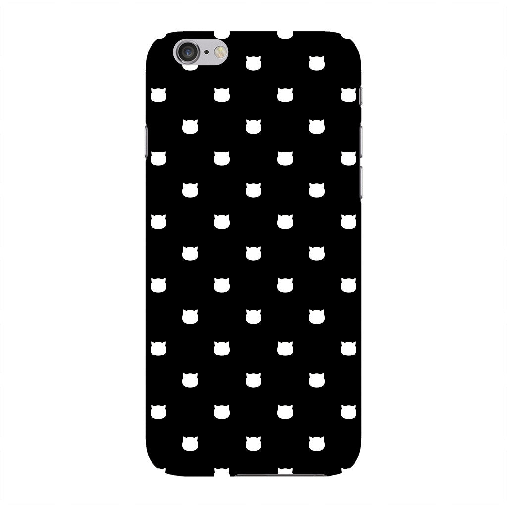 Polka Cats Phone Case iPhone 6 case