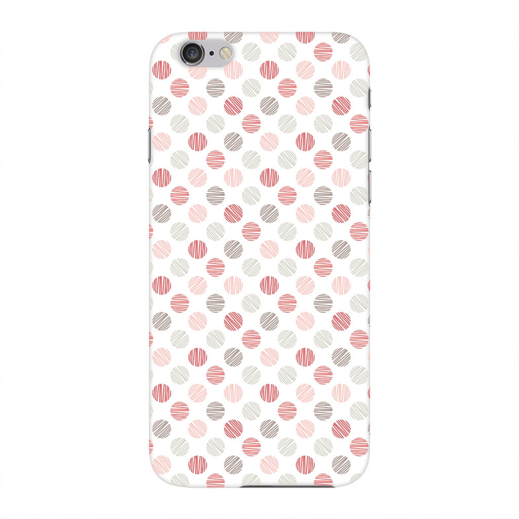 Polka Pattern Phone Case iPhone 6 case