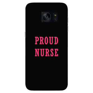 Proud Nurse Phone Case Samsung Galaxy S7 Edge case