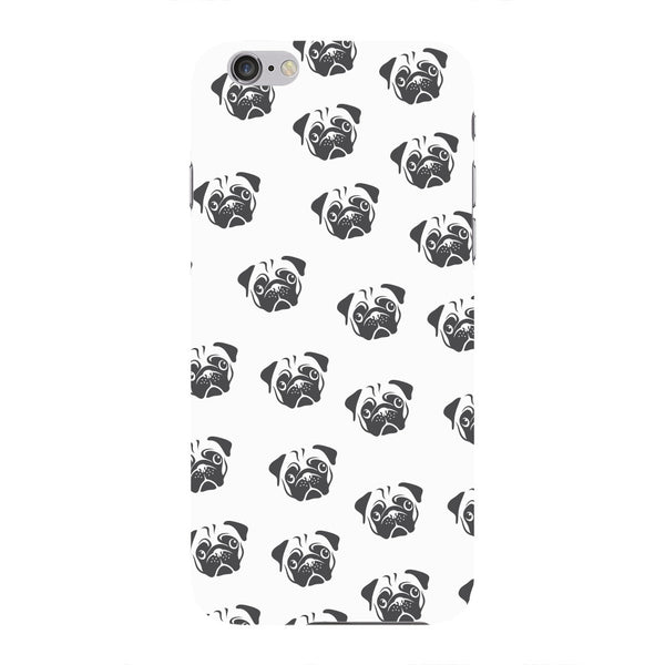 Pug Faces Phone Case iPhone 6 case
