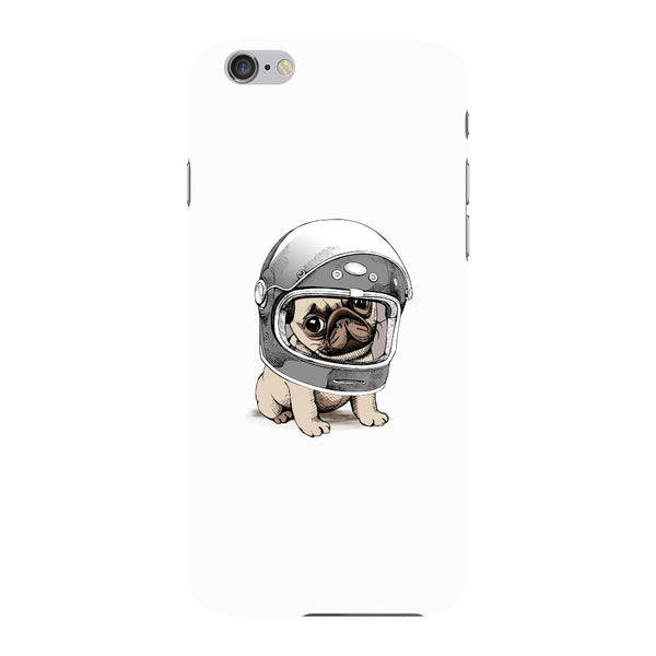 Racer Pug Phone Case iPhone 6 case
