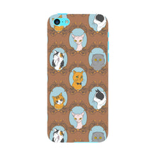 Retro Cats Phone Case iPhone 5C case