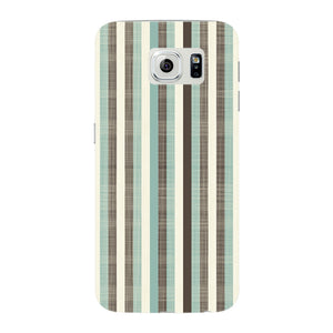 Retro Fabric Phone Case Samsung Galaxy S6 Edge case