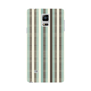 Retro Fabric Phone Case Samsung Galaxy Note 4 case