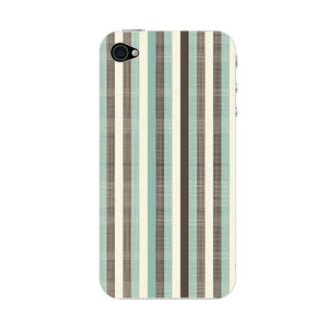 Retro Fabric Phone Case iPhone 4S case