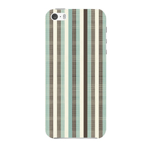 Retro Fabric Phone Case iPhone 5 case