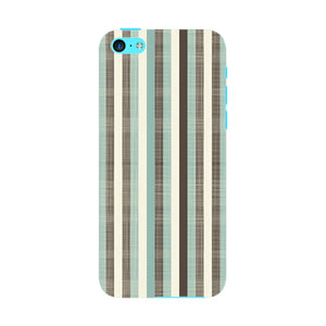 Retro Fabric Phone Case iPhone 5C case