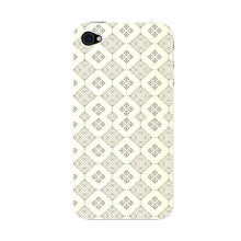 Retro Gold Pattern Phone Case iPhone 4S case