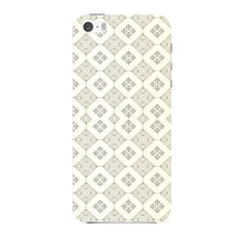 Retro Gold Pattern Phone Case iPhone 5 case
