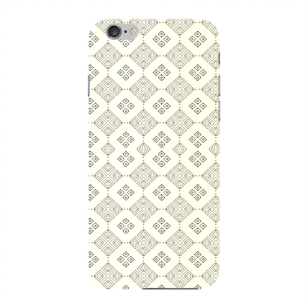 Retro Gold Pattern Phone Case iPhone 6 case