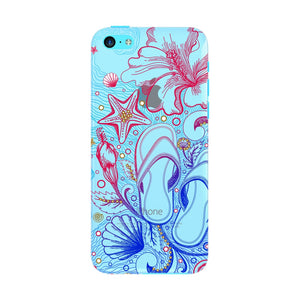 Sketched Vacation Phone Case iPhone 5C case