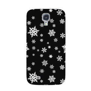 Snow Flakes Phone Case Samsung Galaxy S4 case