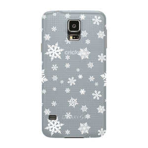Snow Flakes Phone Case Samsung Galaxy S5 case