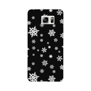 Snow Flakes Phone Case Samsung Galaxy Note 5 case