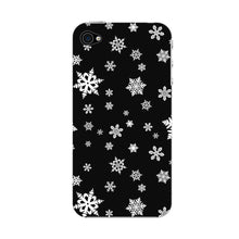 Snow Flakes Phone Case iPhone 4S case