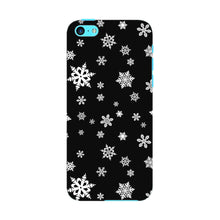 Snow Flakes Phone Case iPhone 5C case