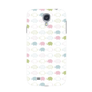 Stacked Elephants Phone Case Samsung Galaxy S4 case