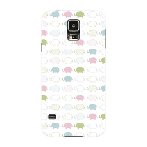 Stacked Elephants Phone Case Samsung Galaxy S5 case