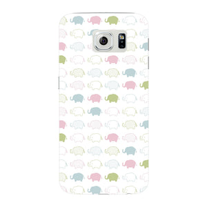 Stacked Elephants Phone Case Samsung Galaxy S6 Edge case