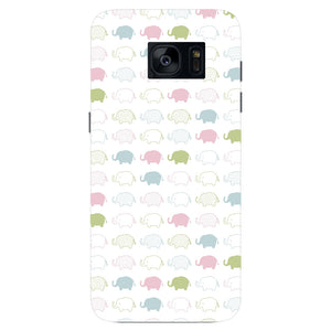 Stacked Elephants Phone Case Samsung Galaxy S7 Edge case