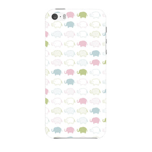 Stacked Elephants Phone Case iPhone 5 case