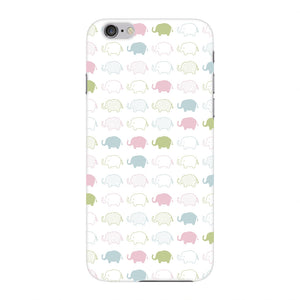 Stacked Elephants Phone Case iPhone 6 case